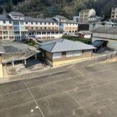 Pádel, tenis y baloncesto en la Escuela Hogar