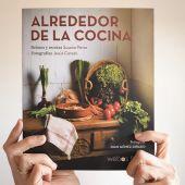 """""""Alrededor de la cocina"""", el último libro de Webos Fritos"""