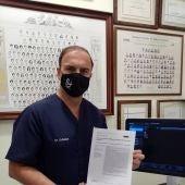 El Dr. Fernando Urdiales publica un artículo de repercusión internacional