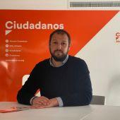 Miguel Ángel Sánchez. Coordinador local de Cs Alicante