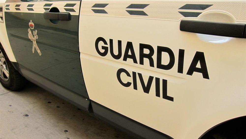 La Guardia Civil detiene a dos personas por hurtar 1.300 kilos de aceituna