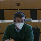 Marcos Ros, eurodiputado del PSOE
