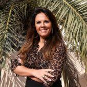 La cantante malagueña Virginia Gámez