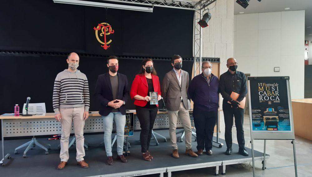 Presentación del Festival de Música Barroca en el Teatro Circo