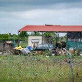 Los propietarios de las edificaciones de los Rostros paralizan la demolición de las construcciones ilegales