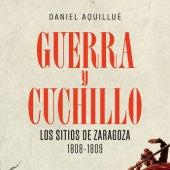 'Guerra y Cuchillo' arranca explicando el camino que lleva desde el reinado de Carlos IV hasta la llegada de la guerra a las puertas de Zaragoza