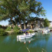 El Ayuntamiento de Palencia inicia los trámites para que el Canal de Castilla sea navegable a su paso por Palencia