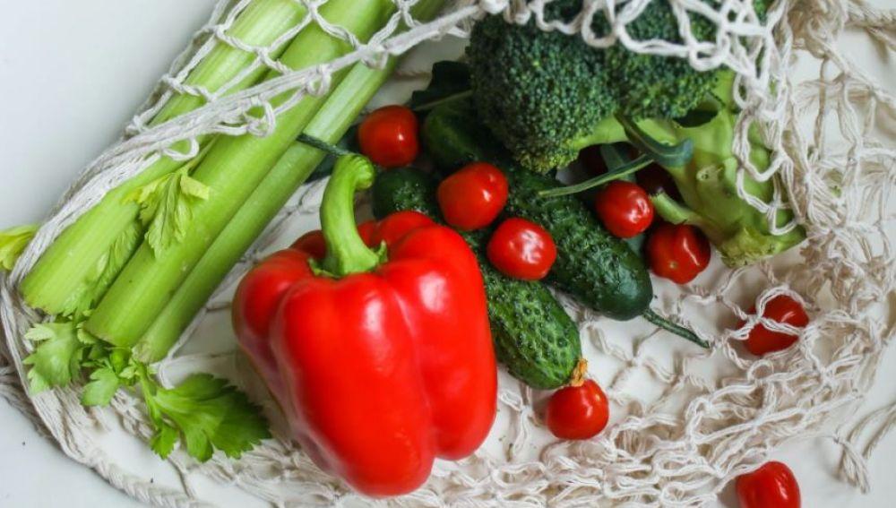 La variedad en el consumo de frutas y verduras, tan importante como la cantidad