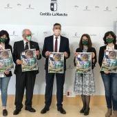 Presentación de la campaña de la AECC en colaboración con la Junta