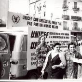 UNICEF celebra 50 años de la apertura de su sede en Gijón