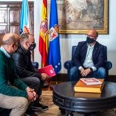 A Deputación colaborará coa Asociación de Pulpeiros do Carballiño para potenciar un dos sinais de identidade da nosa provincia