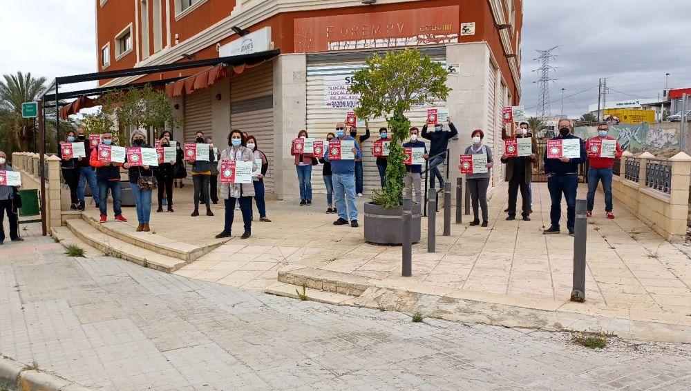 """UGT y CCOO defienden sus movilizaciones """"para que de verdad nadie se quede atrás"""""""