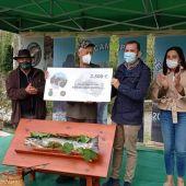 El 'campanu' en Asturias en el Eo y 5.500 euros por el del Sella