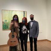 El Palacio de la Isla de Cáceres acoge la exposición 'La selva interior' del artista Juan Jesús Ortega