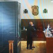 El padre de José Luis Iranzo declara en la vista celebrada esta mañana