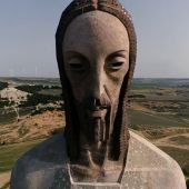 VÍDEO: El Cristo más alto de España