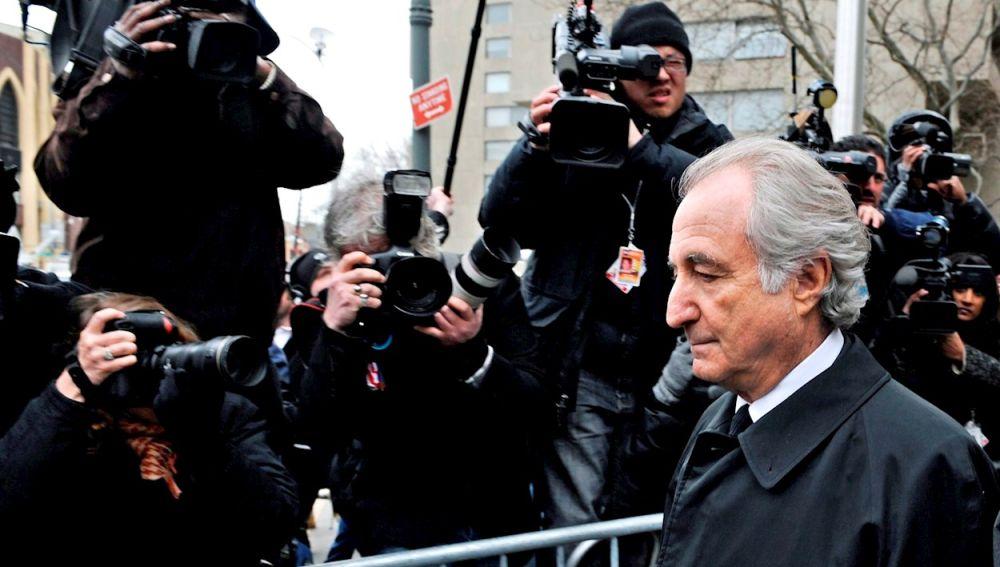 Muere a los 82 años Bernie Madoff, responsable del mayor fraude piramidal de Wall Street