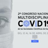 Es la mayor concentración de profesionales sanitarios en torno a la Covid19 de manera virtual