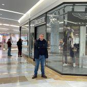 La próxima tienda que abrirá FC&CO de la mara Hackett en el Centro Comercial Miramar de Fuengirola