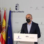 Juan Camacho, director de Salud Pública