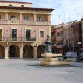 Plaza de Fraga