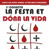 """La Asociación de Moros y Cristianos de Elche organiza la campaña de donación de sangre """"La fiesta te da vida"""""""