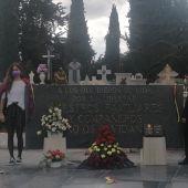 IU Alcázar celebra el 90 aniversario de la proclamación de la II República en España