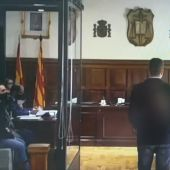 La sesión matinal se ha centrado en las declaraciones de los testigos
