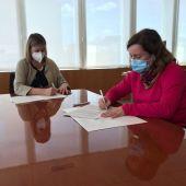 El Consell de Ibiza y el área de Salud firman un convenio para la realización de estancias formativas de  especialistas sanitarios