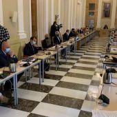 El Ayuntamiento de Cáceres colaborará con la Cámara de Comercio para agilizar las ayudas a pymes y autónomos