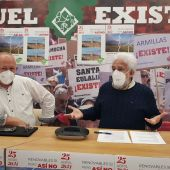 Teruel Existe convoca una caravana en defensa del paisaje de Teruel