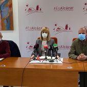"""Presentación """"Recetas Saludables"""" AECC y Ayuntamiento de Alcázar"""