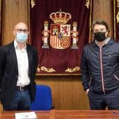 El Ayuntamiento de Argamasilla de Alba y la AECT suman fuerzas para apoyar al sector empresarial local