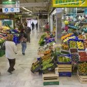 Mercado de Carretas, en Albacete.
