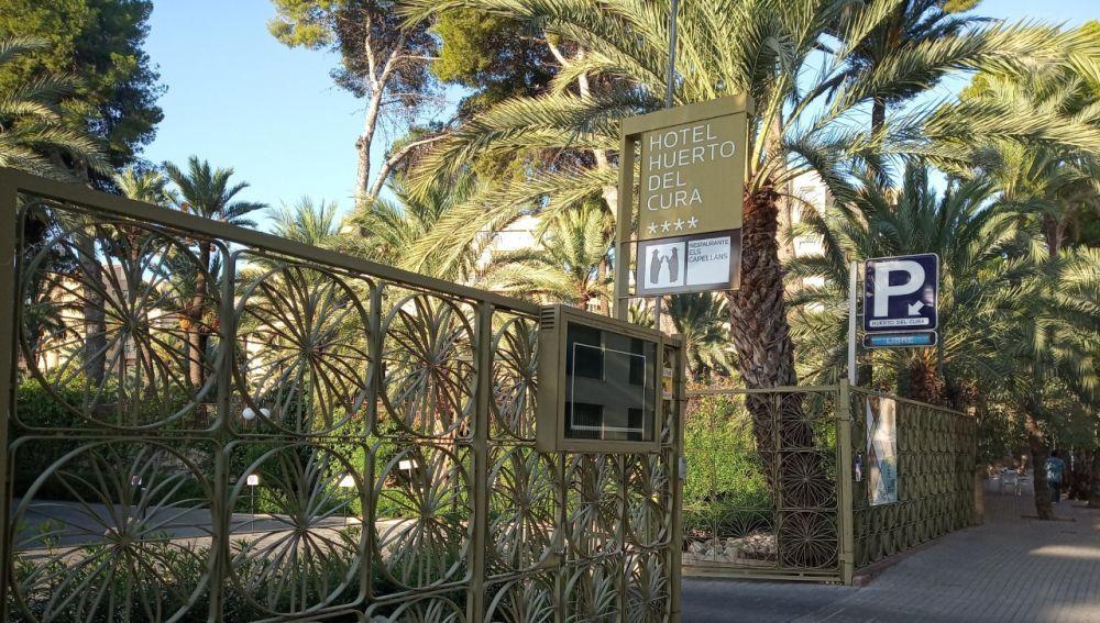 La ocupación hotelera en Elche se queda en un 46,6% en marzo, 8 puntos por debajo del mismo mes del año pasado