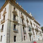 Sede del TSJ en València