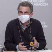 El Director General de Salud Pública, Francisco Javier Falo, advierte de que todavía queda mucho por delante para dejar atrás la pandemia.
