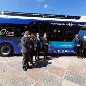 Primer bus urbano de hidrógeno 'verde' en Oviedo