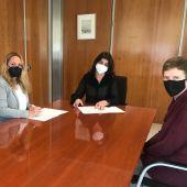 El Consell Insular de Ibiza firma un convenio de colaboración con el Fons Pitiús de Cooperació