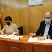 El Ayuntamiento firma un convenio de colaboración con Cáritas de Ciudad Real para favorecer la inserción laboral
