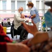 Madrid pondrá un sistema de autocita para vacunarse contra el coronavirus a partir del miércoles