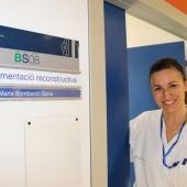 Marta Bombardó, enfermera de Can Misses.