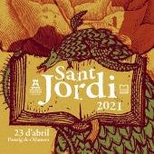 Vila acogerá en San Jordi con la feria de libros en Vara de Rey, visitas a museos y conciertos