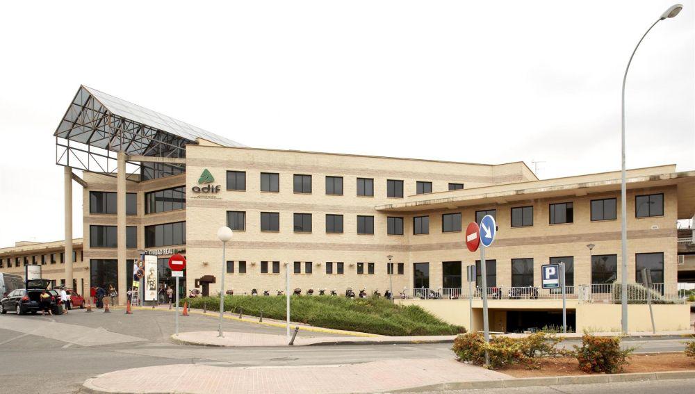 Estación del AVE de Ciudad Real