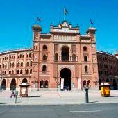 Vista exterior de la plaza de toros de Las Ventas en Madrid