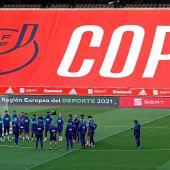 Alineaciones del Athletic y el Barça hoy en la final de la Copa del Rey 2021