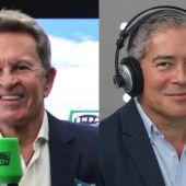 Josemi Rodríguez Sieiro y Boris Izaguirre