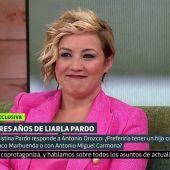 Cristina Pardo hijo