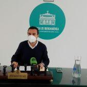 Martín Vila, teniente de Alcalde de Urbanismo