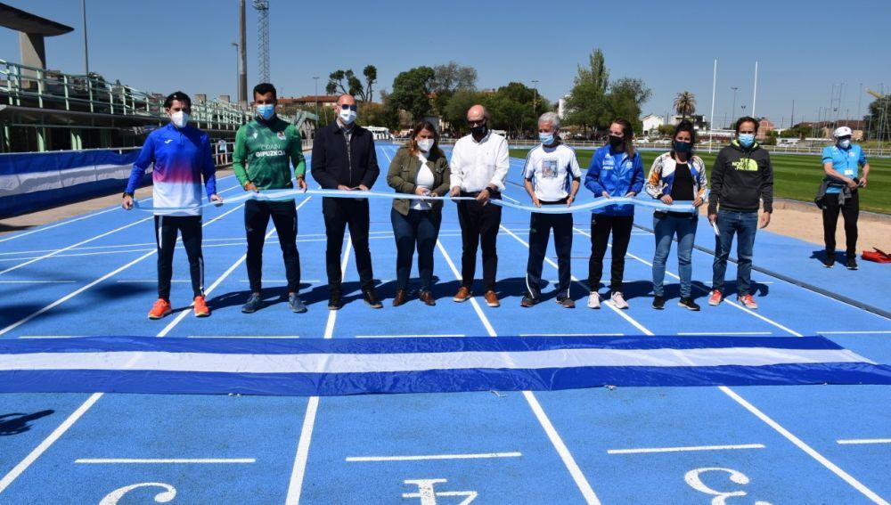 Talavera acoge su I Torneo de Mondas en las pistas de atletismo